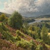 Monsted Heather Covered Hills