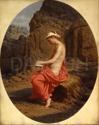 "paul cesaire gariot pandora s box in greek myth pandora was the first w created by zeus to punish men after prometheus had given them fire pandora whose in greek means ""all"