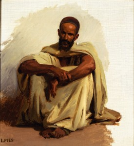 Pils - Seated Arab, 2002.28