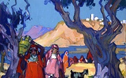 Thil Nomad Women Returning From Oued 184x114